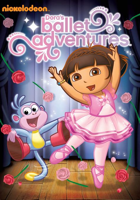 Dora The Explorer Doras Ballet Adventures Dvd