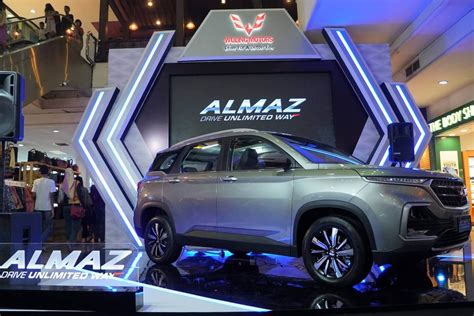 Wuling Almaz Photo by Wuling Introduces Almaz In Semarang Wuling Motors