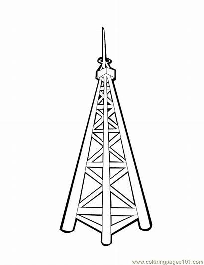 Antenna Coloring Pages Coloringpages101