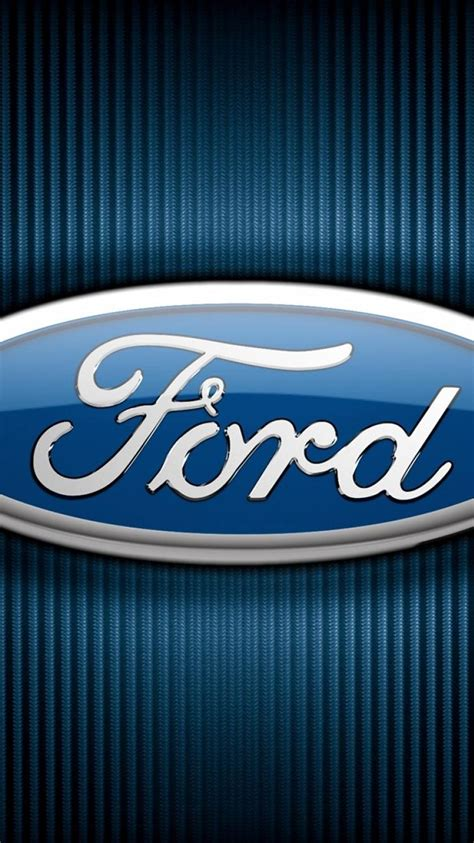 ford logo background wallpaper