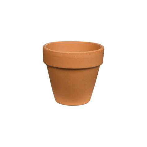 terra cotta planters pennington 4 in terra cotta clay pot 100043011 the home