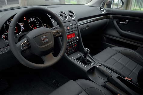 2009 seat exeo 1 8 related infomation specifications weili automotive network