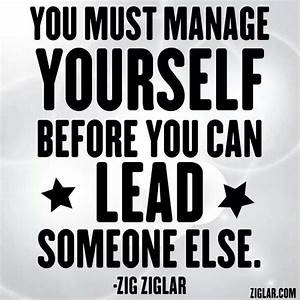 You, Must, Manage, Yourself, With, Images