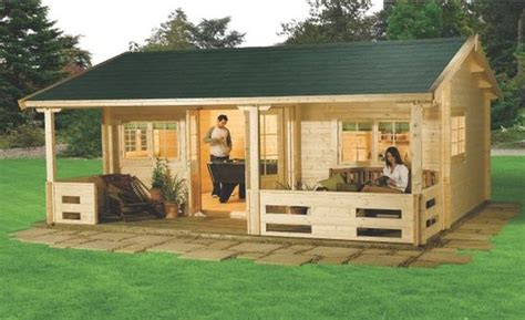 Consider Building Your Own Summerhouse If You Are Good At