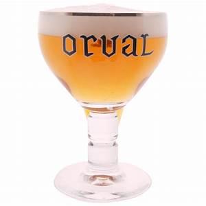Verre A Biere : verre biere belge orval 33cl ~ Teatrodelosmanantiales.com Idées de Décoration