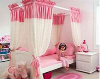 princess bedroom ideas Stylish Girls Pink Bedrooms Ideas