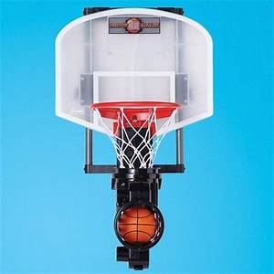 Shoot Again Basketball: Nerf Hoops With Ball Return System