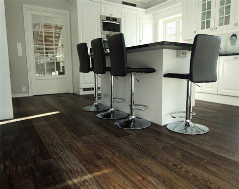 Vintage Ebony Flooring   Prefinished Engineered Hardwood