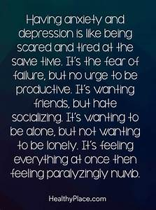 Depression Quotes and Sayings About Depression | HealthyPlace