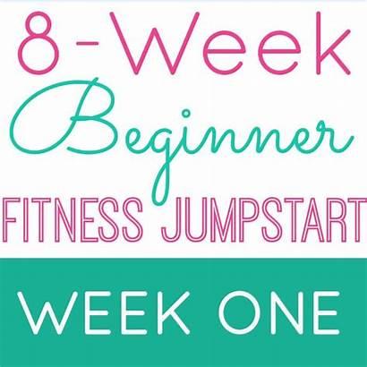 Beginner Week Fitness Jumpstart Workout Happinessishomemade Plan