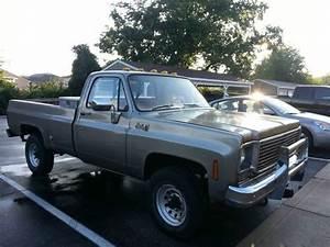 Find Used 1977 Gmc 2500 Sierra Grande 4x4 Pickup Truck In