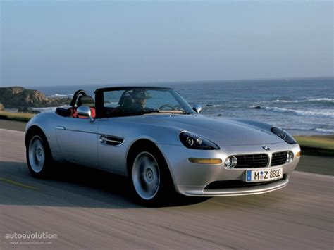 BMW Z8 Roadster (E52) - 2000, 2001, 2002, 2003 - autoevolution