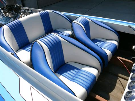 Boat Upholstery by Re Vive Upholstery Home
