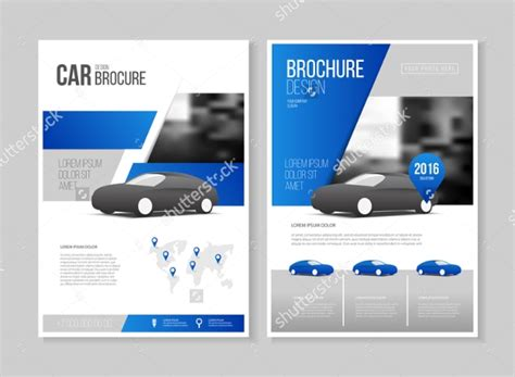 car sales brochures psd ai illustrator google docs