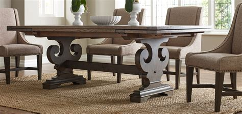 black formal dining room solid wood furniture and custom upholstery by