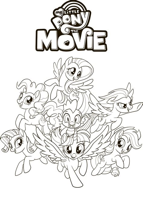 pony coloring pages  printable shelter