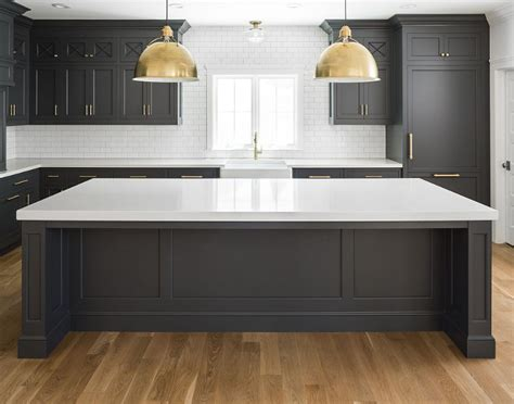 black and kitchen cabinets new kitchen trend cabinets subway tile