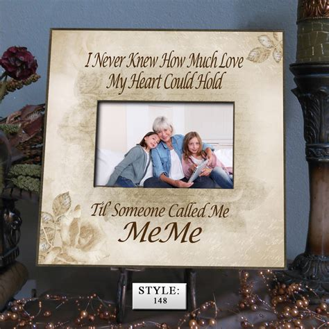 Meme Grandmother Gifts - meme gift for grandparents grandma gift by photoframecompany