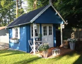 Farbe Für Gartenhaus : gartenhaus bunkie 40 gelungener aufbau und einrichtung ~ Watch28wear.com Haus und Dekorationen