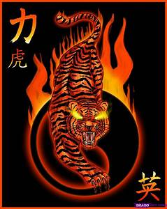 How to Draw a Tiger Tattoo, Step by Step, Tattoos, Pop ...