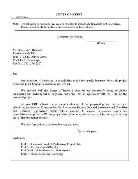 business letter enclosure enclosure business letter the letter sle