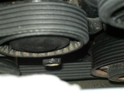 serpentine belt wear leak issue hyundai forum