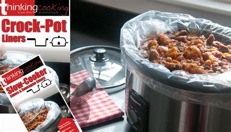 liners cooker slow bags pot crock cooking oven steam microwave liner retail pk thinking sirane bag