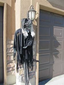 Scary, Halloween, Decorations