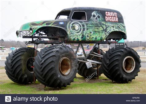grave digger monster truck for sale monster truck grave digger museum in poplar branch north