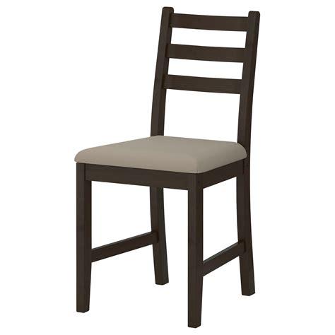 table chaise ikea lerhamn chair black brown ramna beige ikea