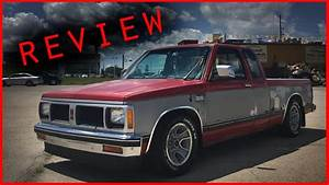 1988 Chevy S10 Review