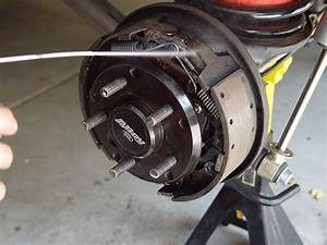 How To Replace Parking Brake Shoes On Jeep Grand Cherokee