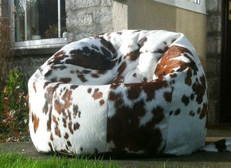 Cowhide Company by Cowhide Beanbag The Cowhide Company