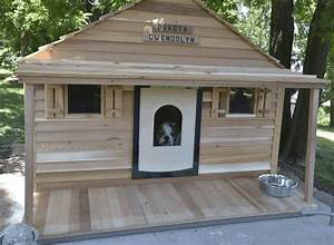 bad ass dog house you can even install central air and With how to build an air conditioned dog house