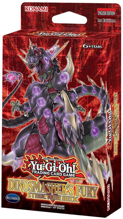 Dinosmasher's Fury Structure Deck  Yugioh Card Prices