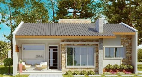 Planos De Casas Para Sitio Angosto De 1 Piso Y 2 Dormitorios