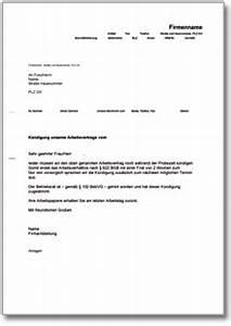 Vorzeitige Kündigung Mietvertrag : beliebte downloads k ndigungen dokumente vorlagen ~ Lizthompson.info Haus und Dekorationen