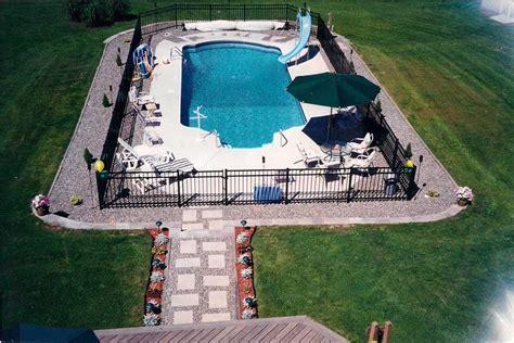 cannon pools  spas roman  inground pools