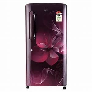 Lg Refrigerator 215 L 4 Star Direct Cool Single Door  Gl
