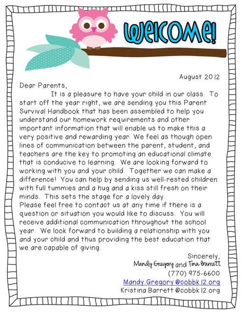 ideas  parent letters  pinterest open