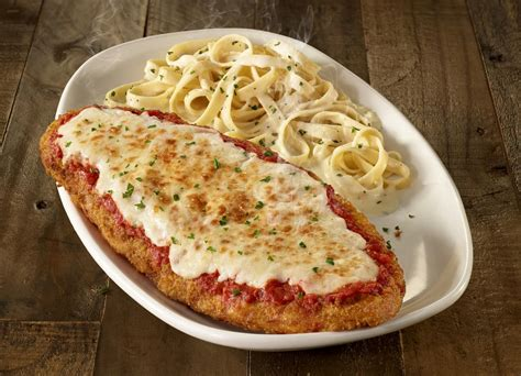 Olive Garden by Olive Garden Adds Footlong Chicken Parm As Part Of New