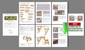 pdf woodwork folding picnic table bench plans download diy plans the faster amp easier way to