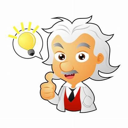 Famous Scientist Scientists Clip Ilmuwan Gambar Chemistry