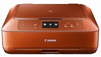Canon Pixma Printer Mg7550 Orange Scanner Uni