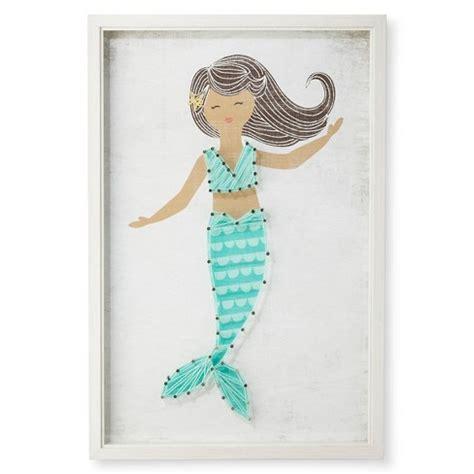 """10x3 foot space with low ceilings. Mermaid Framed String Art (12""""x18"""") - Pillowfort™ : Target"""