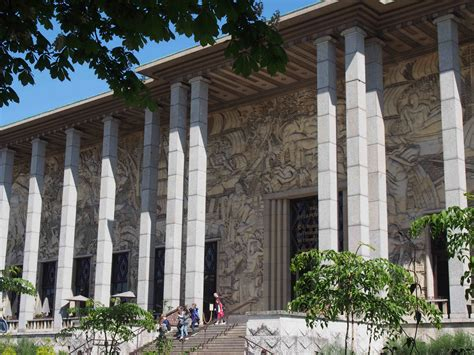 palais de la porte dor 233 e mus 233 e national de l histoire de l immigration aquarium tropical