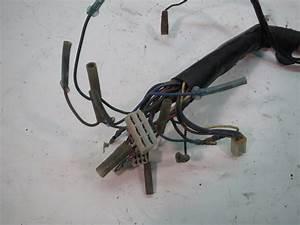 Kawasaki Kz1000st Main Wiring Harness 79