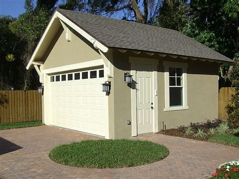 19'x20' 2-car Garage Design #052g