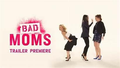 Bad Moms Trailer Comedy Mila Kunis Mums