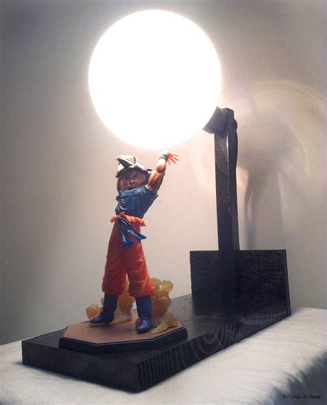 dragon ball  lamps  awesome anime illumination